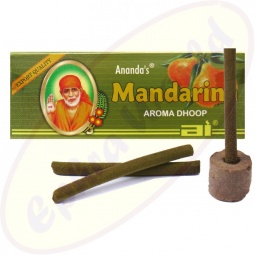 Anand Sai Darshan Mandarina Dhoop Sticks