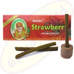 Anand Sai Darshan Strawberry Dhoop Sticks
