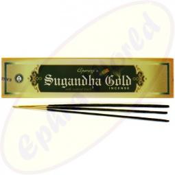 Aparanji`s Sugandha Gold 25g indische Räucherstäbchen