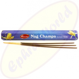 Aromatika Nag Champa Flora Räucherstäbchen