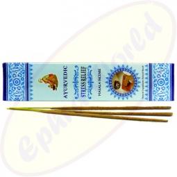 Ayurvedic Stress Relief indische Masala Räucherstäbchen
