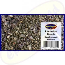 Benzoe Sumatra Räucherharz gesiebt 100g