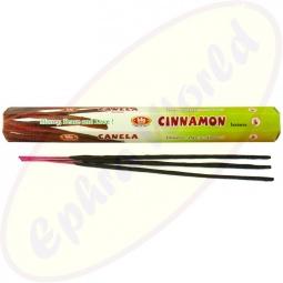 bic Brand Cinnamon indische Räucherstäbchen