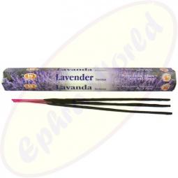 bic Brand Lavender indische Räucherstäbchen
