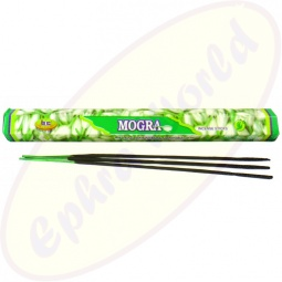 bic Brand Mogra indische Räucherstäbchen