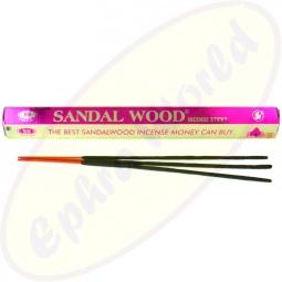 bic Brand Sandalwood indische Räucherstäbchen
