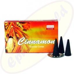 Darshan Cinnamon indische Zimt Räucherkegel