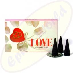 Darshan Love Räucherkegel - Räucherkerzen