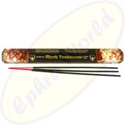 Darshan Myrrh Frankincense Räucherstäbchen