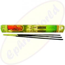 Flute Arcangel Zadquiel indische Räucherstäbchen