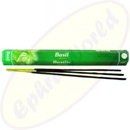 Flute Brand Basil indische Räucherstäbchen