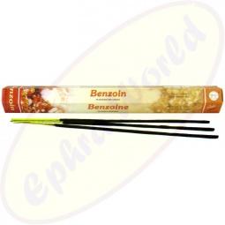 Flute Benzoin indische Räucherstäbchen