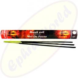 Flute Break Evil indische Räucherstäbchen