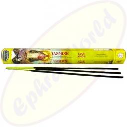 Flute Caridad Jasmin indische Räucherstäbchen