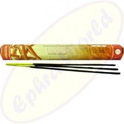 Flute Cinnamon Zimt indische Räucherstäbchen
