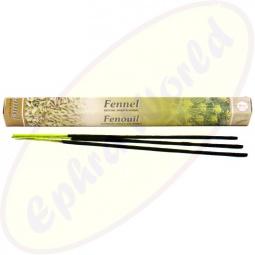 Flute Fennel indische Räucherstäbchen