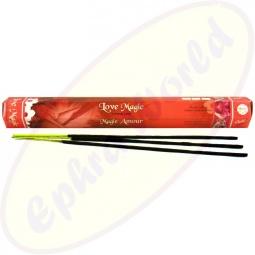 Flute Love Magic indische Räucherstäbchen