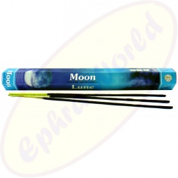 Flute Brand Moon indische Räucherstäbchen