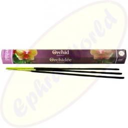 Flute Brand Orchid indische Räucherstäbchen