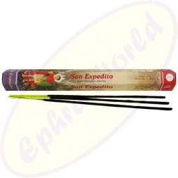 Flute San Expedito indische Räucherstäbchen