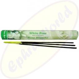 Flute Brand White Rose indische Räucherstäbchen
