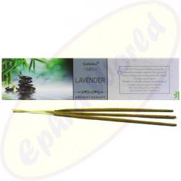 Goloka Aromatherapy Lavender indische Masala Räucherstäbchen