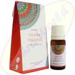 Goloka Parfümöl Frankincense (Weihrauch)
