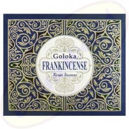 Goloka Räucherharz Frankincense Weihrauch 50g