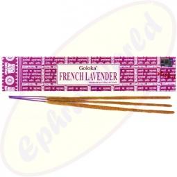 Goloka French Lavender Masala Räucherstäbchen