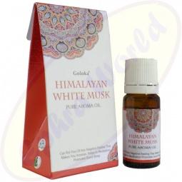 Goloka Parfümöl Himalayan White Musk