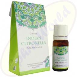 Goloka Parfümöl Indian Citronella