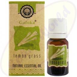 Goloka ätherisches Öl Lemongrass