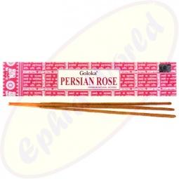 Goloka Persian Rose Masala Räucherstäbchen