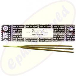 Goloka Pure Darshana indische Masala Räucherstäbchen