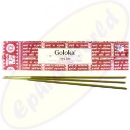 Goloka Pure Life indische Masala Räucherstäbchen