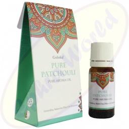 Goloka Parfümöl Pure Patchouli