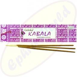 Goloka Spa Kabala indische Masala Räucherstäbchen