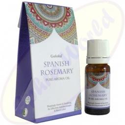 Goloka Parfümöl Spanish Rosemary