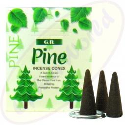 GR International Pine Räucherkegel