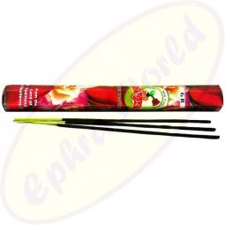 GR International Rose indische Räucherstäbchen