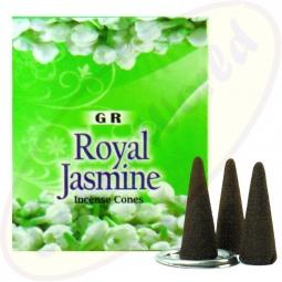 GR International Royal Jasmine Räucherkegel