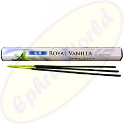 GR International Royal Vanilla indische Räucherstäbchen