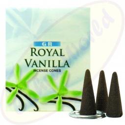 GR International Royal Vanilla Räucherkegel