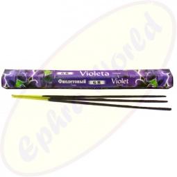 GR International Violet indische Räucherstäbchen