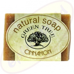 Green Tree Cinnamon Pflegeseife 100g