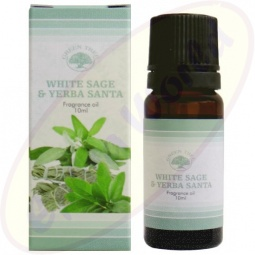 Green Tree Parfüm-Duftöl White Sage & Yerba Santa