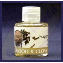 Green Tree Sandalwood & Clove Parfüm Duftöl