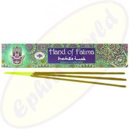 Green Tree Hand Of Fatima Masala Räucherstäbchen