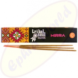 Hari Darshan Tribal Soul Myrrh Masala Räucherstäbchen