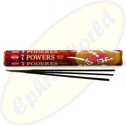 HEM 7 Powers indische Räucherstäbchen